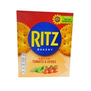 Ritz Tomato & Herb Crackers 175g - 43% Off