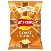 Walkers Crisp 32.5g Only 10 for £1 at Approved Food and ClearanceXL
