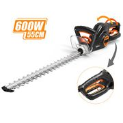 Hedge Trimmer Electric with 3 Cutting Angles 3 Switches Anti-Collision Cutting