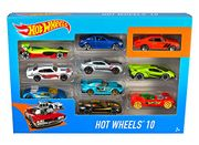 Hot Wheels 10 Pcs Cars - 60% Off
