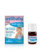 3 for 2 on Wellbaby Products