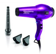 Hair Dryer Hot Purple Professional Styling Dryer
