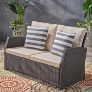 Wendell Garden Loveseat with Cushions