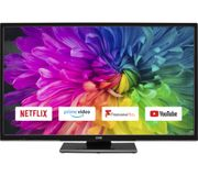 "LOGIK 32"" Smart HD Ready LED TV with Freeview HD/Freeview Play"