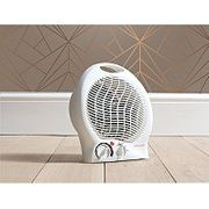 Fine Elements 2000W Upright Fan Heater