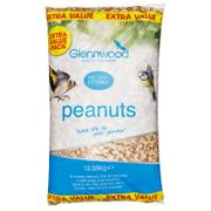 Greenwood Bird Peanuts 12.55kg NOW £12.99 WAS £14.99