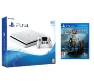 SONY PlayStation 4 Slim & God of War Bundle - 500 GB Only £249