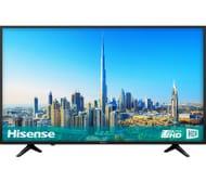 *SAVE over £140* Hisense 43 Inch, Ultra HD HDR, Smart 4K TV