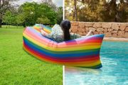 Inflatable Sun Lounger - 3 Designs!