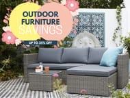 Garden Furniture Savings! up to 35% Off!