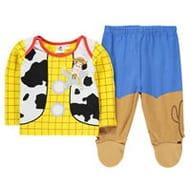 Character Pyjama Set Unisex Baby