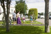 3-7nt North Wales Caravan Holiday, Pool Access & Entertainment for up to 6