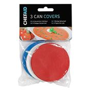 Chef Aid W863 - 3 Pet Food Can Covers at Amazon