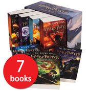 Bargain! Flash Sale - the Complete Harry Potter Collection at the Book People