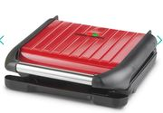George Foreman - Red 5 Portion Family Grill