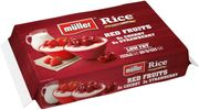 Muller Rice Low Fat - Red Fruit Strawberry & Cherry (6x180g)
