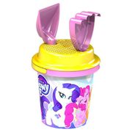 Bucket Beach Set - My Little Pony , Paw Patrol , Batman