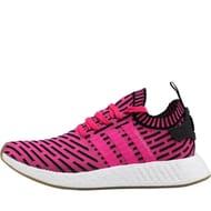 Adidas Originals NMD_R2 Primeknit Trainers Sizes 4 > 6.5