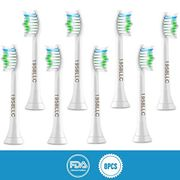 Standard Toothbrushes Replacement Heads for Philips