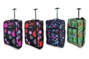 Cabin Approved Travel Trolley Bag 4 Designs