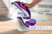2-in-1 Cordless & Corded 2400W Steam Iron