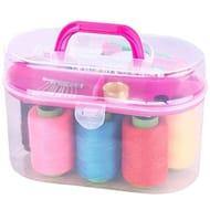 Portable Sewing Box Kit