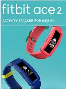 HEADS UP! New Fitbit Ace 2 Activity Tracker for Kids