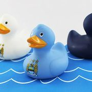 Fathers Day Gift - Manchester City FC 3 Piece Bath Time Duck Set