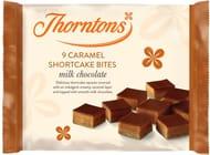 Thorntons Mini Caramel Shortcake Bites
