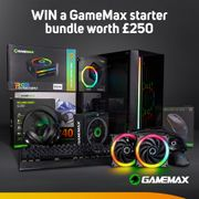 Win a Game Max PC RGB Starter Bundle Giveaway worth £250