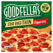 Goodfella's Stone Baked Thin Pizza 340g Any 3 for £3