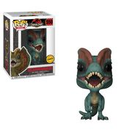 Funko Pop Movies Jurassic Park-Dilophosaurus Collectible Figure