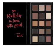 Ardell Beauty Pro Eyeshadow Palette, Matte