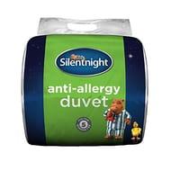 Summer Weight Silentnight Anti Allergy Duvet, 4.5 Tog - Double