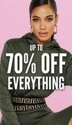 25% off at Boohoo Site Wide