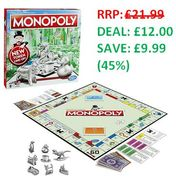 45% OFF - Monopoly Game - The Classic London Version **4.8 STARS**