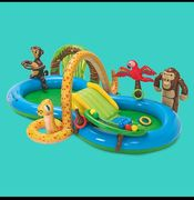 Playtive Junior Kids Adventure Paddling Pool Available from 19th May in Store