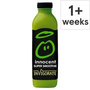 Innocent Invigorate Super Smoothie 750 Ml
