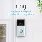 SAVE £40 TODAY: Ring Video Doorbell 2 - Wi-Fi Connected