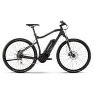 Haibike SDuro Cross 1.0 Electric Hybrid Bike 2019 at Cyclerepublic