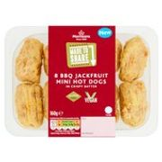 Morrisons Made to Share Mini Vegan Jack Dogs 160g