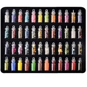 48pcs Glitter for Nails Save 69%