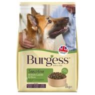 Burgess Sensitive Adult Dog Food - British Lamb & Rice NOW £1.00 WAS £4.99