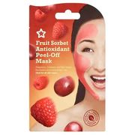 Superdrug Skin Rescue Fruit Sorbet Antioxidant Peel-off Mask 3 for 2 £1.58
