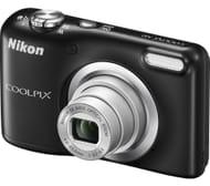 NIKON COOLPIX A10 Compact Camera (Black) - 48% Off