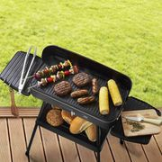 TOWER T14028 Indoor/Outdoor Electric BBQ Grill - Save £10