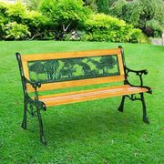 Kids Zoo Park Bench Code - HALF PRICE