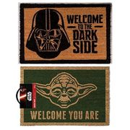 Star Wars Darth/Yoda Door Mat 40x60cm