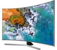 "SAMSUNG 65"" Smart Ultra HD HDR Curved LED 4K TV"