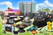 Garden *Mystery* Deal - Rattan Set, Hot Tub, Outdoor Speakers & More!